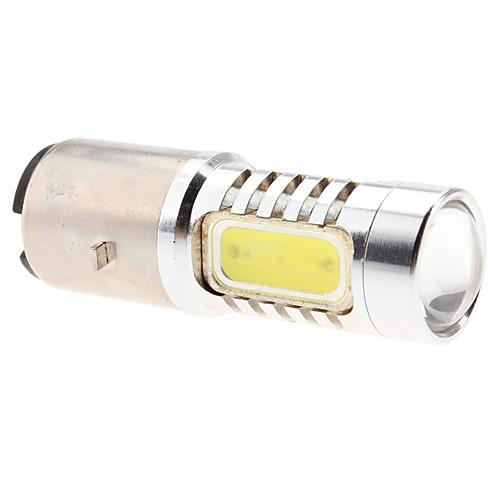 BA20D (Н6) 6W 480LM природных Белый свет Светодиодные лампы для автомобилей тормозные / заднего хода (12)