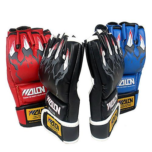 Боксерские перчатки из искусственной кожи. Цвета в ассортименте Lightinthebox