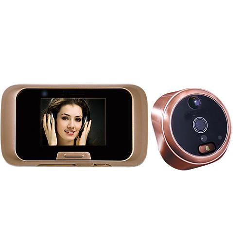 Смарт-Peephole просмотра Визуальный дверной звонок Lightinthebox 3866.000
