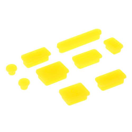 Набор противопылевых заглушек для MacBook Air и Pro (разные цвета) Lightinthebox 85.000