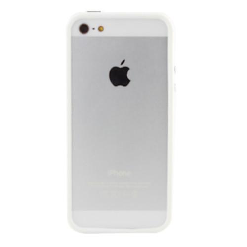 Прозрачный бампер для iPhone 5/5S (разные цвета) Lightinthebox 128.000