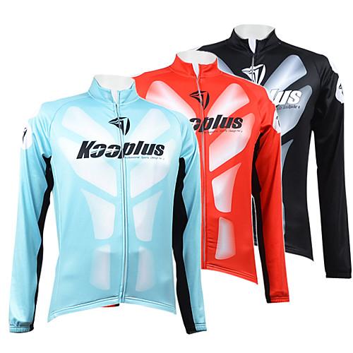 Kooplus Gradient серии Мужская Велоспорт Джерси с начесом стороны Lightinthebox 1718.000