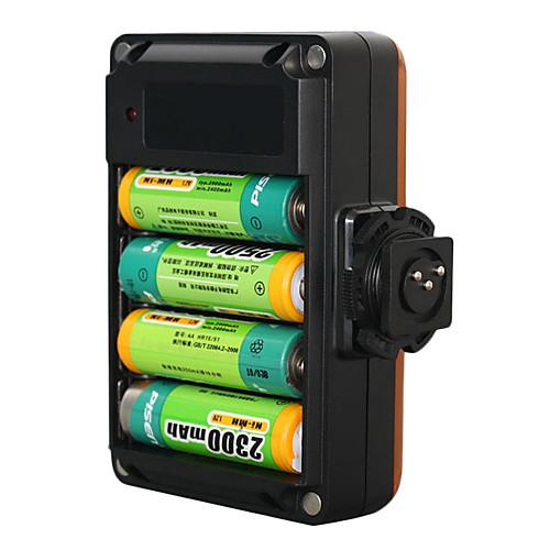YN0906 54 LED Video Light камеры видеокамеры для Canon Nikon Sony