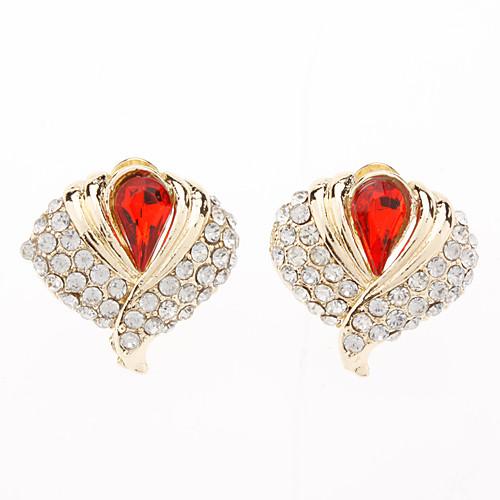 Позолоченные зависимости Полностью Ювелирное Ожерелье Кольца серьги и браслет ювелирные изделия Set Lightinthebox