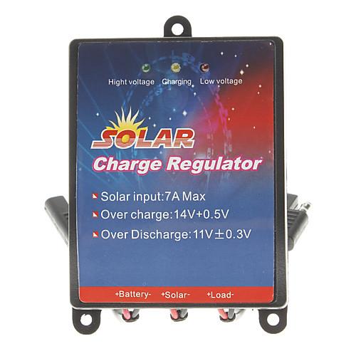 7A автомобилей Солнечный регулятор заряда / Anti Over-Charge системы Lightinthebox 644.000