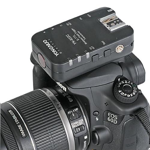 Yongnuo YN-622C беспроводной TTL вспышки триггера 1/8000s флэш соотношение для Canon камер Lightinthebox 3566.000