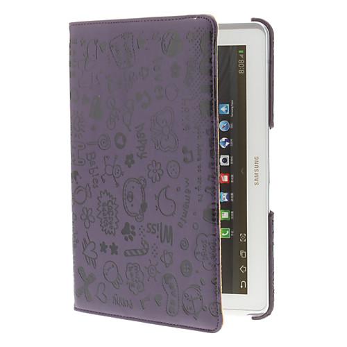 360 градусов вращающийся защитный чехол с подставкой для Samsung Galaxy Tab2 10,1 P5100 Lightinthebox 601.000