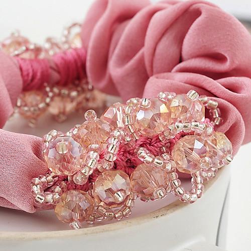 кристалла женщин волосы галстук (046cm) Lightinthebox 386.000