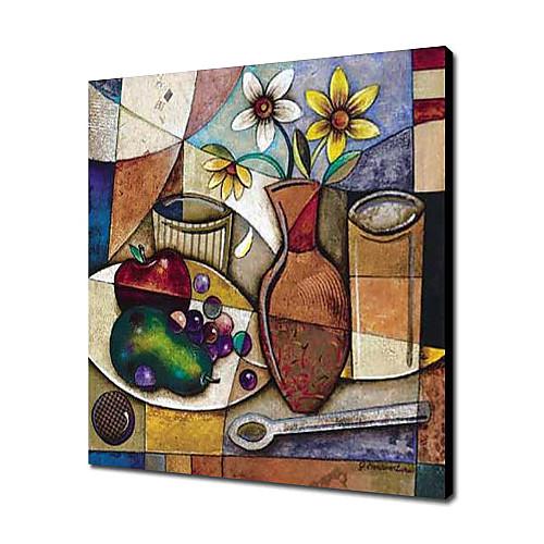 Ручная роспись маслом Натюрморт 1211-SL0035 Lightinthebox 3437.000