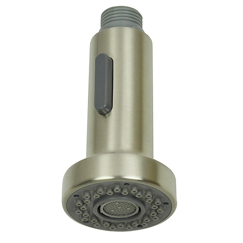 ABS современного никель щеткой закончить круг ручки душем Lightinthebox 1288.000