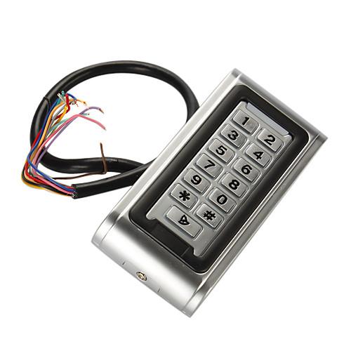 Металлический водонепроницаемый магнитный замок (280 кг, 10 EM-ID карт, источник питания) Lightinthebox 4296.000