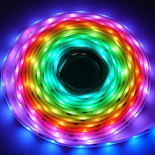 Лента светодиодная водонепроницаемая с пультом дистанционного управления (120 светодиодов, длина 2м) Lightinthebox 1718.000