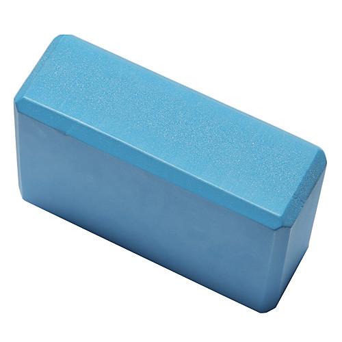 EVA Опорный блок (кирпич) для йоги из высокоплотного материала