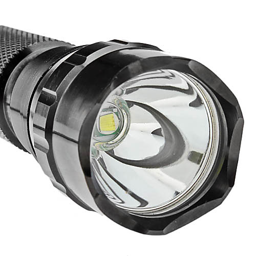 UltraFire 510B 5-Mode Cree XM-L T6 светодиодный фонарик Set (900LM, 1x18650) Lightinthebox 1030.000