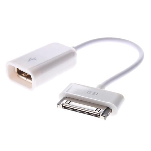 USB OTG Женский кабель для Samsung Galaxy Tab P1000 и другие Lightinthebox 85.000