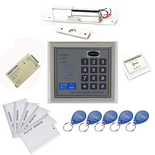 Автономный контроллер доступа наборы (электрический болт, 10 EM-ID Card, питание) Lightinthebox 2835.000