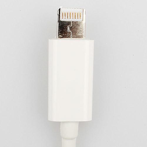 Кабель для зарядки и синхронизации Lightning USB для iPhone 5, iPad Mini, iPad 4, iPod (белый, 300 см) Lightinthebox 386.000