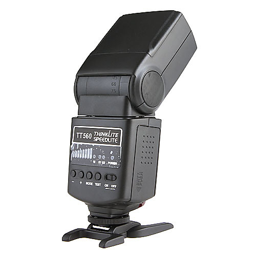GODOX TT560 Speedlite вспышки для Nikon Canon Olympus Pentax Lightinthebox 2491.000