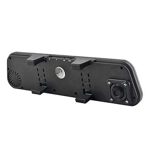 2,7-дюймовый 120 градусов широкий угол обзора Автомобильный видеорегистратор Поддержка светодиодных ночного видения со встроенным микрофоном Lightinthebox 3007.000