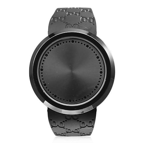 Светодиодные часы с круглым сенсорным циферблатом Lightinthebox 644.000