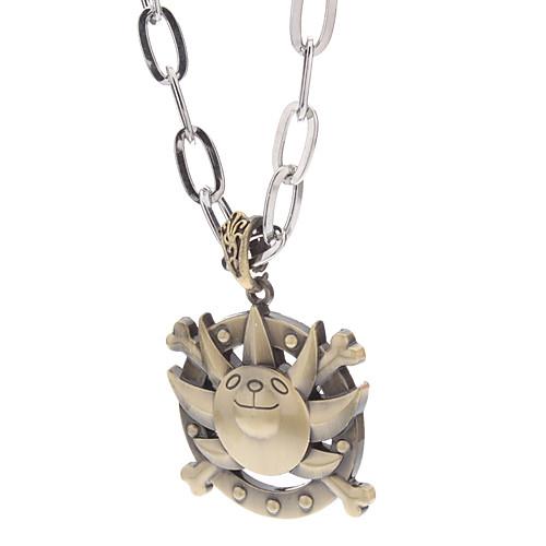 One Piece Нос судна Символ Сплав ожерелье Lightinthebox 214.000