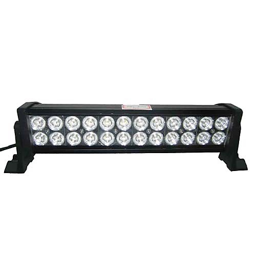 72W 24 LED Light Bar Lightinthebox 2792.000