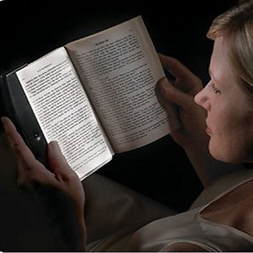 Световая LED панель для чтения в темноте (3хААА) Lightinthebox 257.000