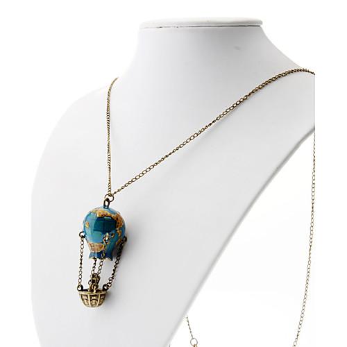 Огнем шар Форма металла ожерелье Lightinthebox 154.000
