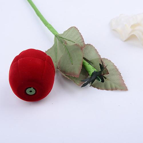 Текстильная, проводили длинные выросли форме Красная шкатулка Lightinthebox