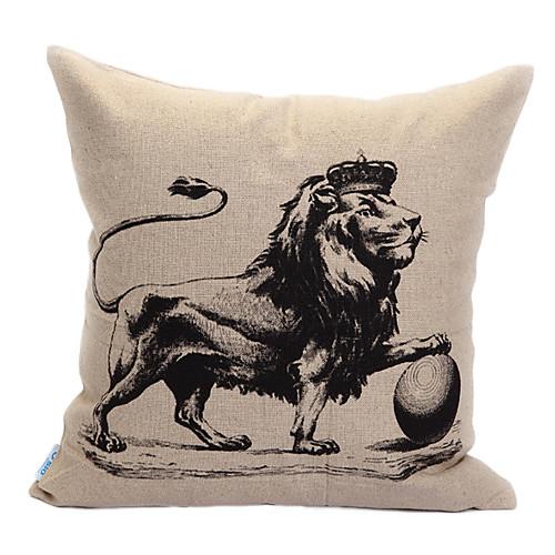 Король Лев печати декоративную крышку подушки Lightinthebox 644.000
