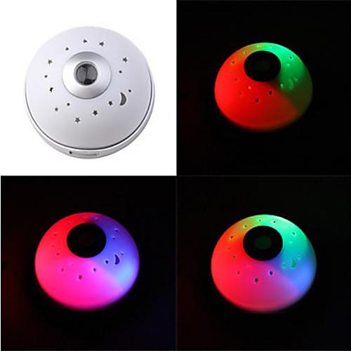Светодиодные Будильник, Изменение цвета звезды (3xAAA)