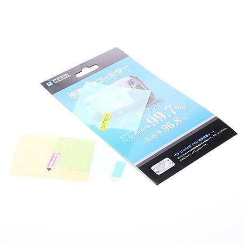 защитный протектор экрана для Wii U игровой планшет Lightinthebox 40.000