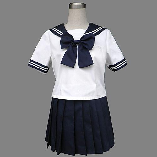 Royal Blue Jazz шерсть Sailor Школьная форма Lightinthebox 1718.000