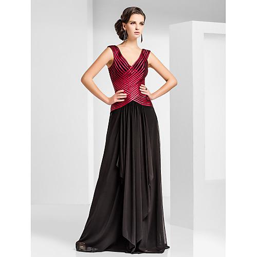 DELICIA - Платье вечернее из тюлевой ткани Lightinthebox 5070.000