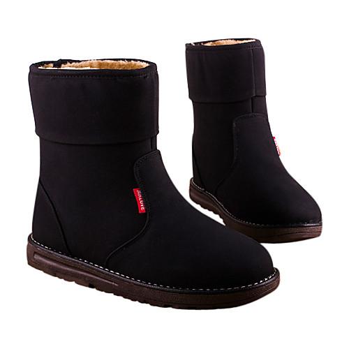 Ботинки на меху, мужские, зимние Lightinthebox 2191.000