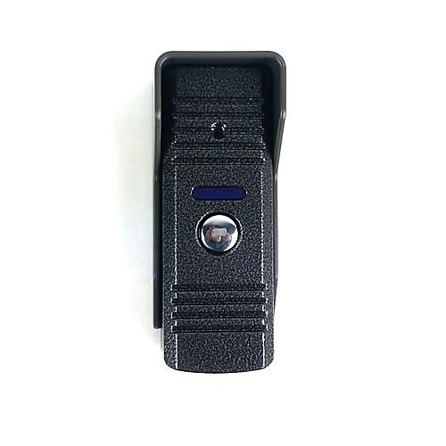 Вилла типа 7-дюймовый цветной видеодомофон дверной звонок System (Пинхол камера наружного) Lightinthebox 6015.000