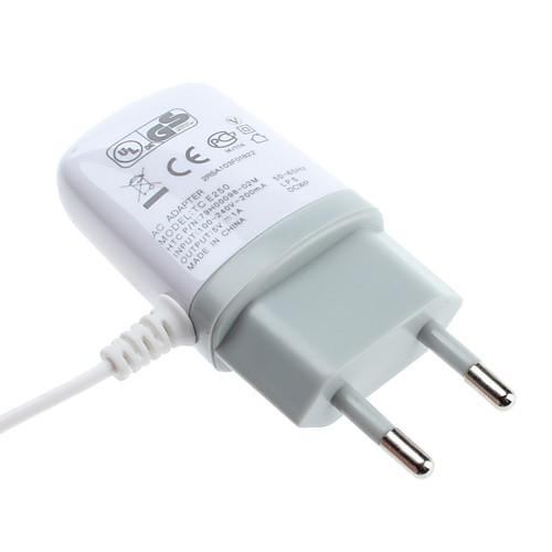 ЕС Plug яблоко 8-контактный адаптер питания зарядное устройство для Iphone 5, Ipad мини и другие Lightinthebox 429.000