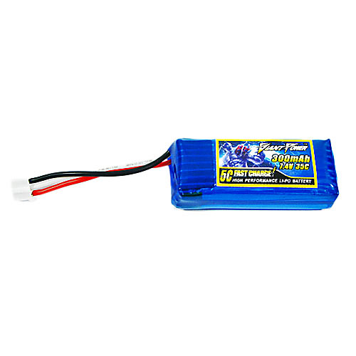 300mAh 7.4V/2S 35C Lipo аккумулятор для модели RC Lightinthebox 558.000
