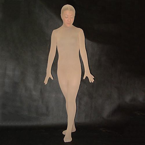 Мужская телесного цвета Sheer Lycra Зентаи костюм шелковый Lightinthebox 1288.000
