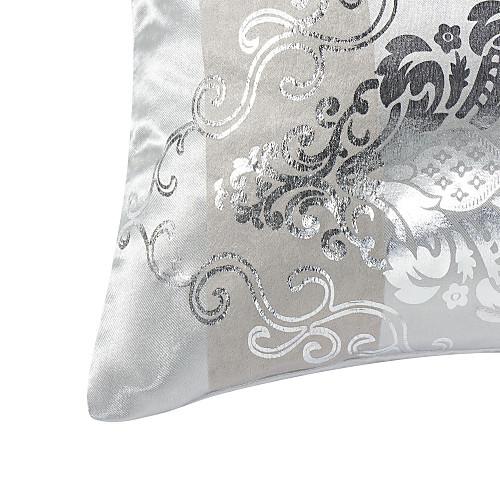 Ретро дамасской цветочный полиэстер декоративная подушка со вставкой Lightinthebox 644.000