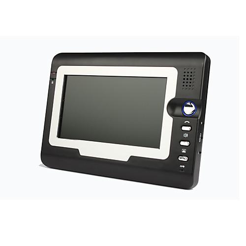 Вилла типа 7-дюймовый цветной монитор видеодомофон дверной звонок System (ABS Два ИК-камера) Lightinthebox 4296.000