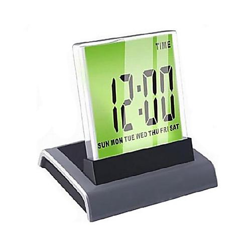 Цифровые часы будильник/календарь/термометр (3хААА) Lightinthebox 347.000