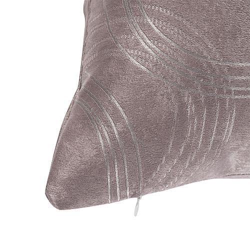 классические геометрические круги полиэстер декоративную подушку с вкладышем Lightinthebox 644.000