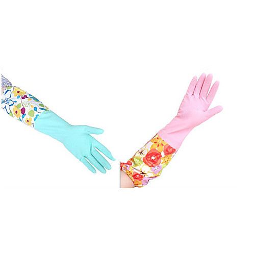 Резиновые Сделано дому подходящие перчатки Lightinthebox 171.000