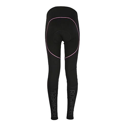 90% Ployester 10% Spandex  Руна Материал теплый поддержанию Женщины Велоспорт брюки 48623 Lightinthebox 1718.000