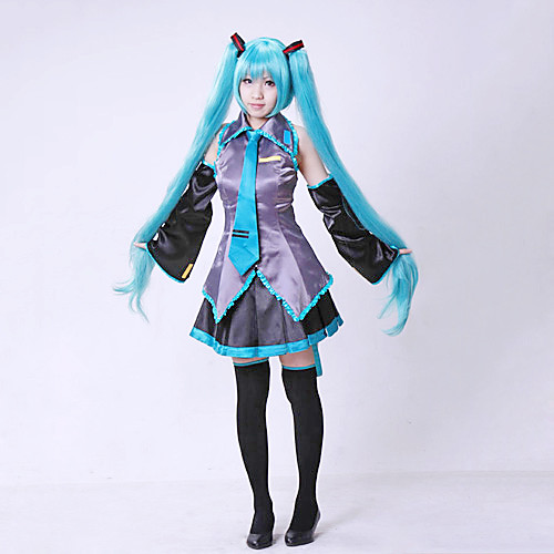 Костюм для косплея по мотивам Hatsune Miku Lightinthebox 2105.000