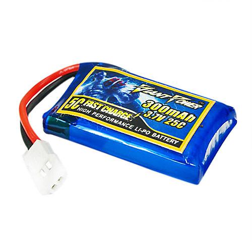 300mAh 25C Lipo 3.7V/1S аккумулятор для модели RC Lightinthebox 429.000