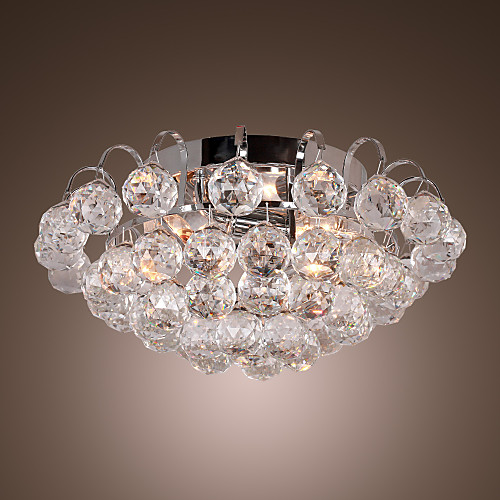 Crystal Semi, 3 лампочки Lightinthebox 8593.000