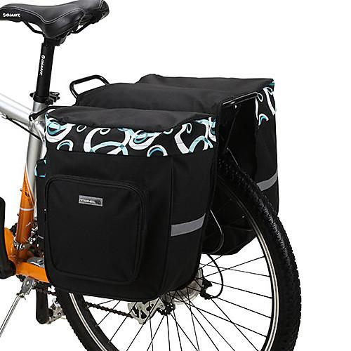 600D / PVC водонепроницаемый 37L Double Pack перевозки Side (синий / белый) Lightinthebox 1718.000