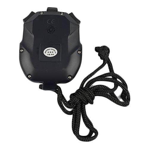 Черный противоударный переносной Открытый секундомер с Функция таймера обратного отсчета Lightinthebox 773.000